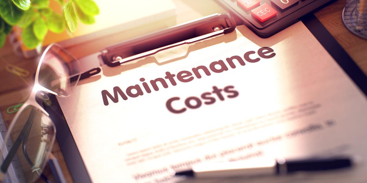 Higher Repair Costs