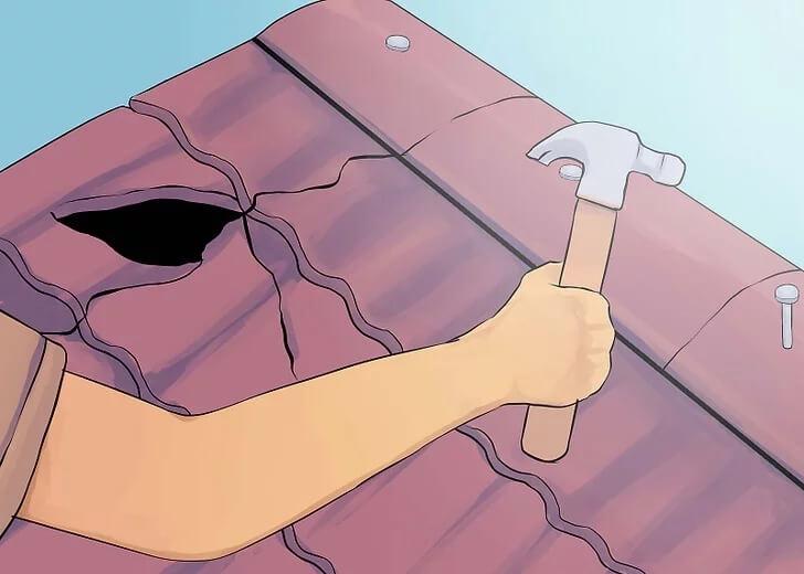 Prepare the Roof