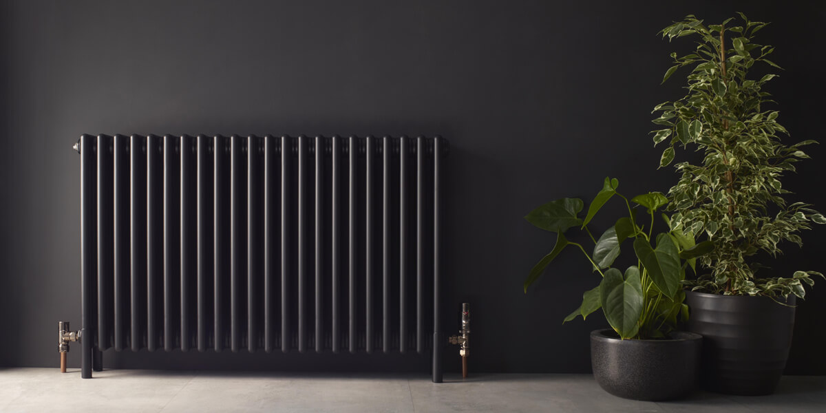 Hot To Paint A Radiator