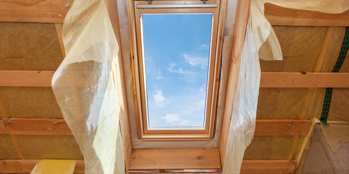 Frame a Skylight