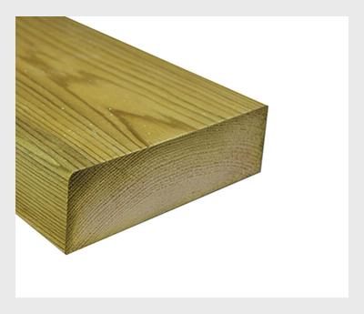 Tanalised Timber