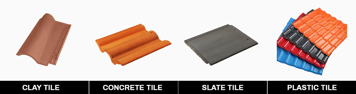Types of Tiles