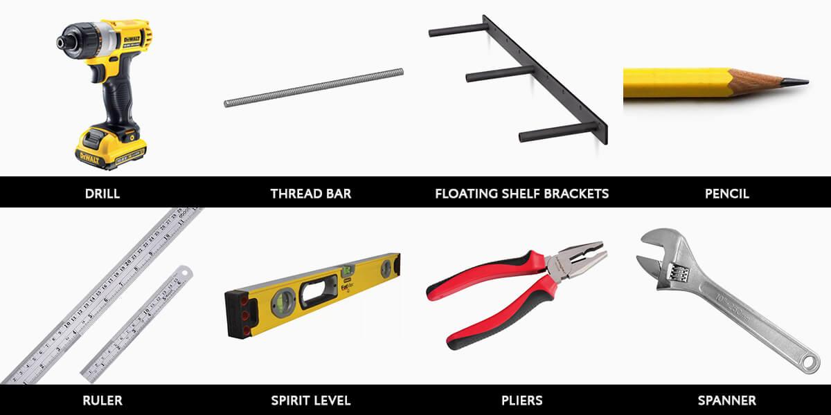 Shelvint Tools