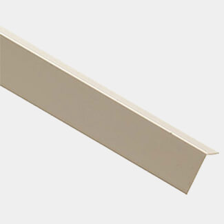 Cheshire Mouldings PVC External Angle 2400-Length - Various Sizes And Quantity Available