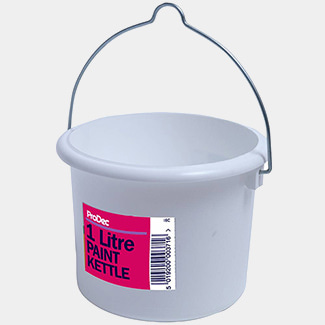 Rodo ProDec Plastic Paint Kettle - Various Capacity Available