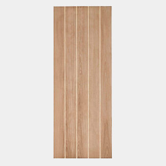 LPD Wexford Unfinished Internal Oak Fire Door 1981 x 44mm - Various Width Available