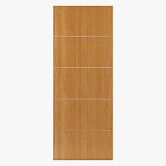 JB Kind Oak Fully Finished Painted Tate Door - More Sizes Available