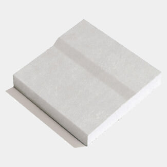 Siniat 12.5mm Thick x 2400mm Long Tapered Edged GTEC Standard Board - Various Quantity Available