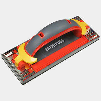 Faithfull Drywall Quick Grip Hand Sander 223 x 85mm