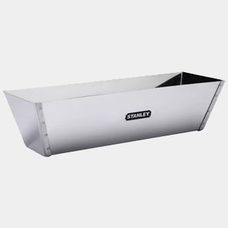 Stanley Stainless Steel Mud Pan 300mm