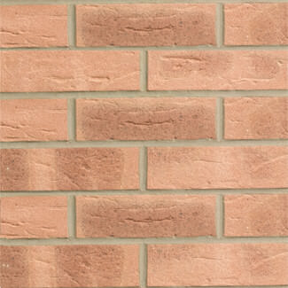 Hanson Forterra Village Oatmeal Multi Brick Buff 65mm (Sold Per Pallet)