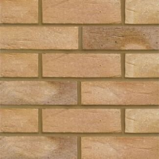 Hanson Forterra Village Harvest Multi Brick Buff 65mm (Sold Per Pallet)