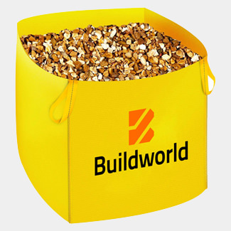 Builworld 10mm Gravel Jumbo Bag