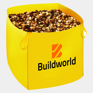 Buildworld 20mm Gravel Jumbo Bag