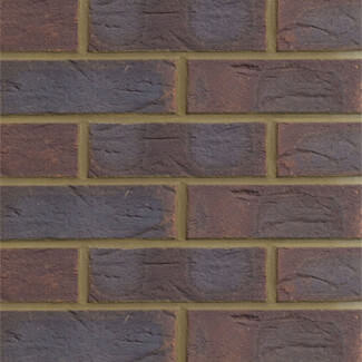 Hanson Forterra Village Russet Mixture Brick Red 65mm (Sold Per Pallet)