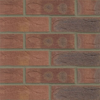 Hanson Forterra Village Mixture Brick Sunglow Red 65mm (Sold Per Pallet)