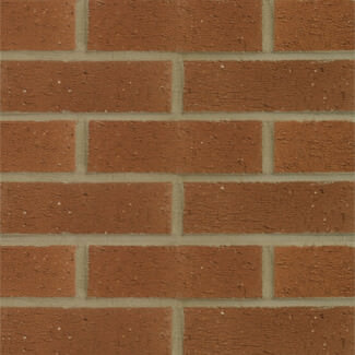 Hanson Forterra Nottingham Mixture Brick Rustic Red 65mm (Sold Per Pallet)