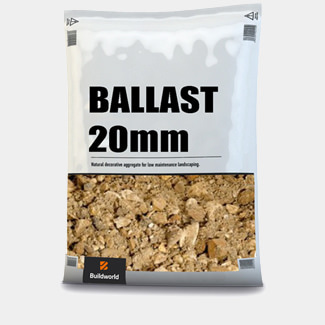 Buildworld 20mm Ballast 25Kg Bag