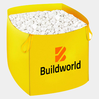 Buildworld Polar Dolomite White Jumbo Bag