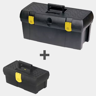 Stanley 50cm And 32cm Toolbox