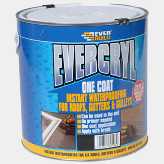 Everbuild Evercryl One Coat Compound