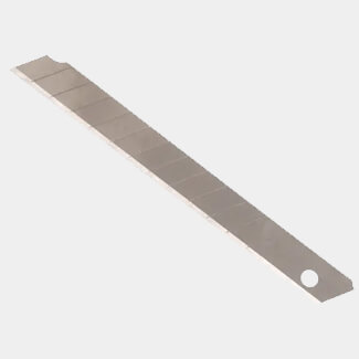 Stanley Snap-Off Blades - Various Balde Width And Pack Quantity Available