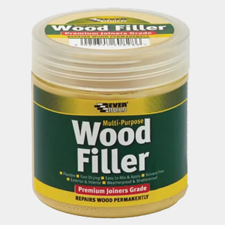 Everbuild Multipurpose Premium Joiners Grade 250ml Wood Filler