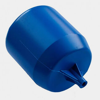 Oracstar 4.5inch Blue Cylindrical Ball Float