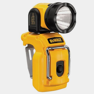 Dewalt Compact LED Flashlight 10.8V Bare Unit