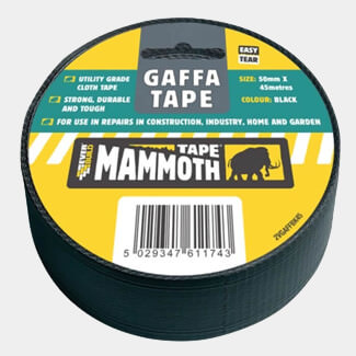 Everbuild Gaffa Tape 45m - More Variation Available