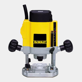 Dewalt 1-4 Inch Plunge Router 900W - Different Voltage Available