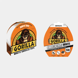 Gorilla Glue Adhesive Tape 48mm x 10m - Sizes Available