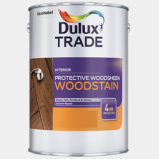 Dulux Trade Protective Woodsheen 1L Rosewood
