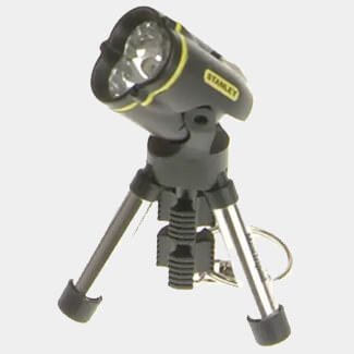 Stanley Maxlife 369 LED Keyring Tripod Torch