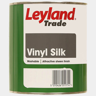 Leyland Vinyl Silk Emulsion Paint - Various Litres and Colours Available