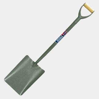 Spear And Jackson Tubular Steel Shovel - Various Mouth Available