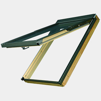 Fakro Top Hung preSelect Conservation Roof Windows - Variation Available