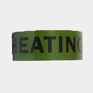 Arctic Hayes Heating Water Identification Tape