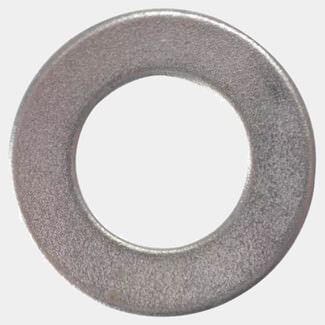 Forgefix Flat Washer Form B Zinc Plated Bag Of 100 - Various Sizes Available