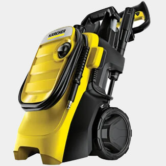 Karcher K 4 Compact Home Pressure Washer 130 Bar 240V