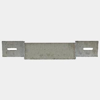 Timco Taurus Panel Security Brackets Galvanised