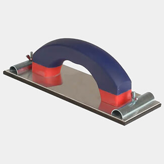 RST Tools Hand Sander Soft Touch 100mm