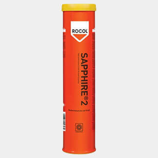 Rocol SAPPHIRE 2 Bearing Grease Tube 400g