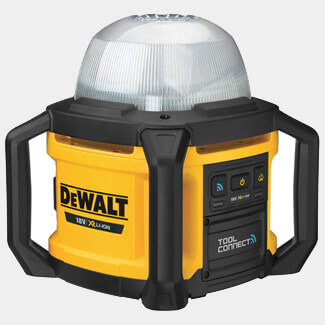 Dewalt XR Tool Connect Area Light 18V Bare Unit