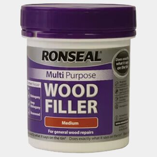 Ronseal Multipurpose Wood Filler Tub 250g
