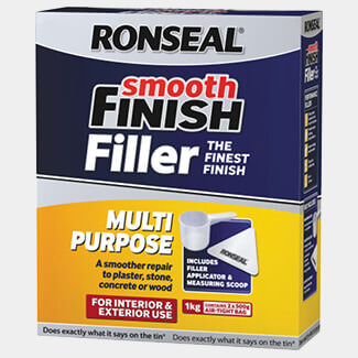 Ronseal Smooth Finish Multipurpose Wall Powder Filler