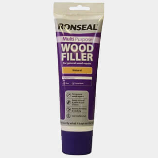 Ronseal Multipurpose Wood Filler Tube Natural 325g
