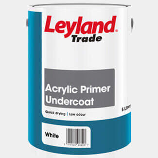 Leyland Acrylic Primer Undercoat - More Variations Available
