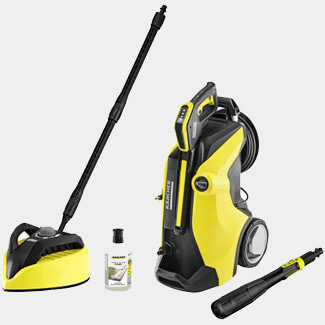 Karcher K7 Premium Full Control Plus Home Pressure Washer 180 Bar 240V