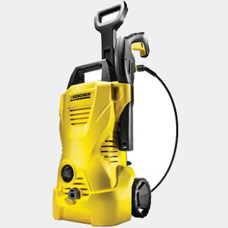 Karcher K2 750 Telescopic Pressure Washer 110 Bar 240V